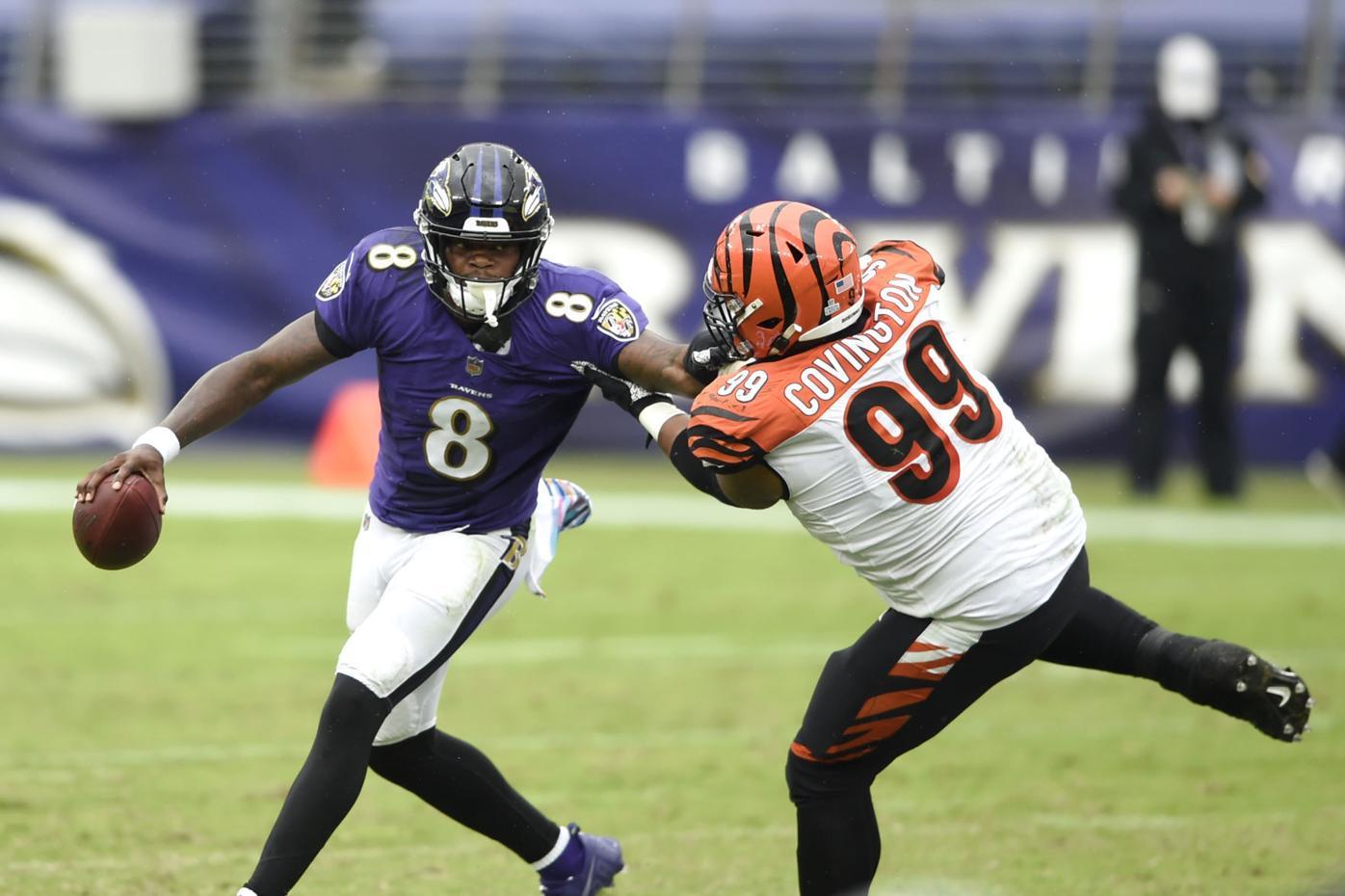 Bengals Ravens Football