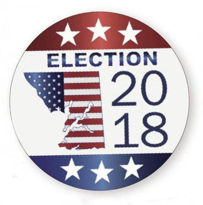 Whig Election 2018 logo
