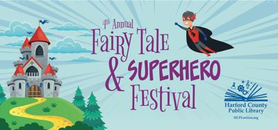 HCPL Fairy Tale & Superhero Festival