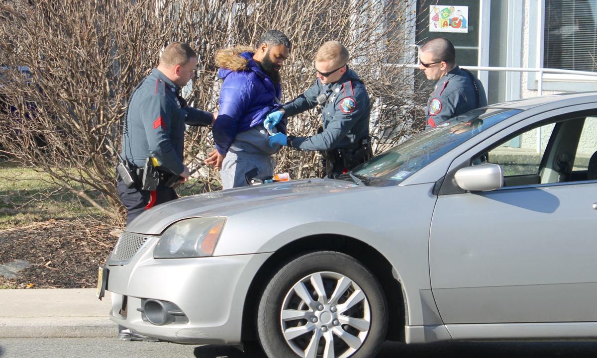 Elkton drug arrest