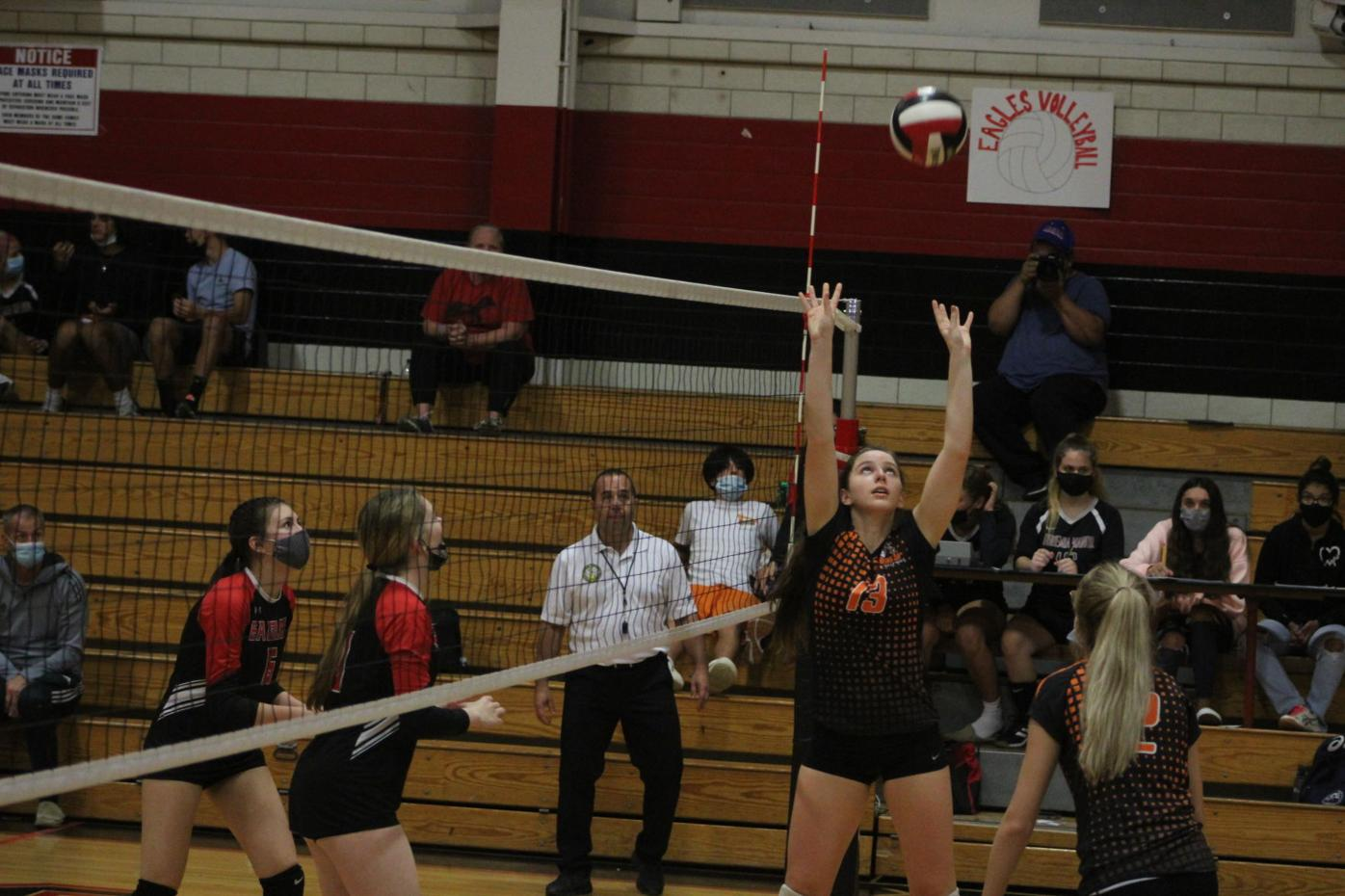 Bohemia Manor woman's volleyball beats Rising Sun to remain undefeated