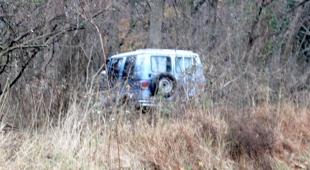 N.E.-area van crash