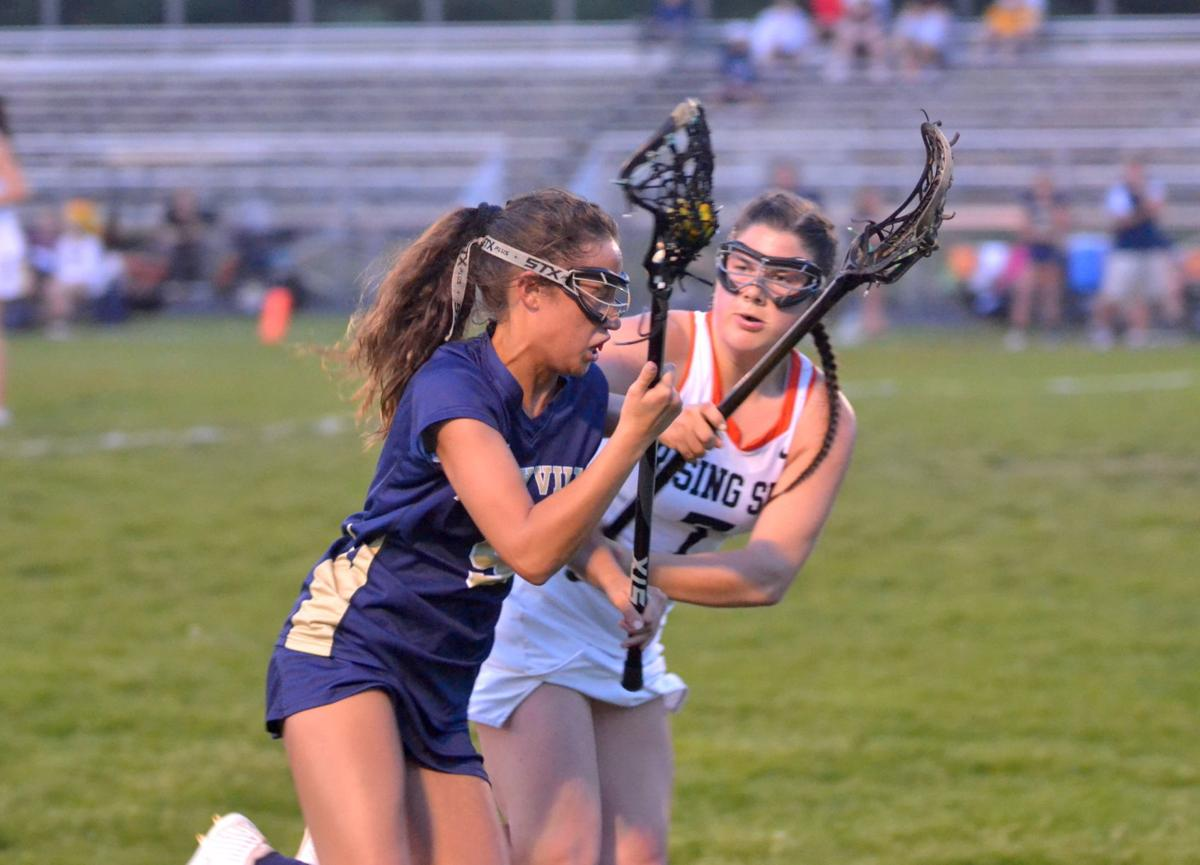 Perryville at Rising Sun girls' lacrosse