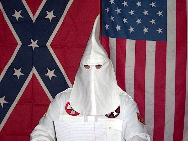 KKK group to hold rally