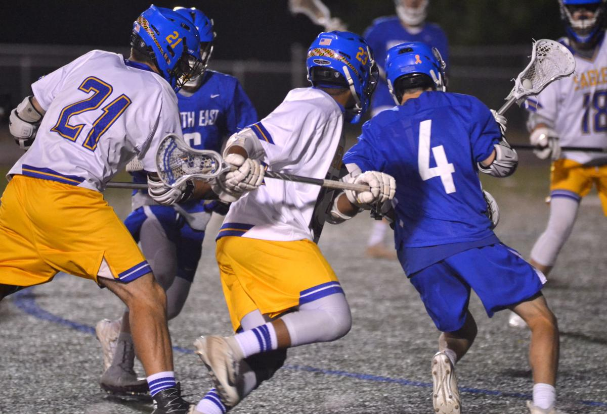 North East at Aberdeen boys' lacrosse