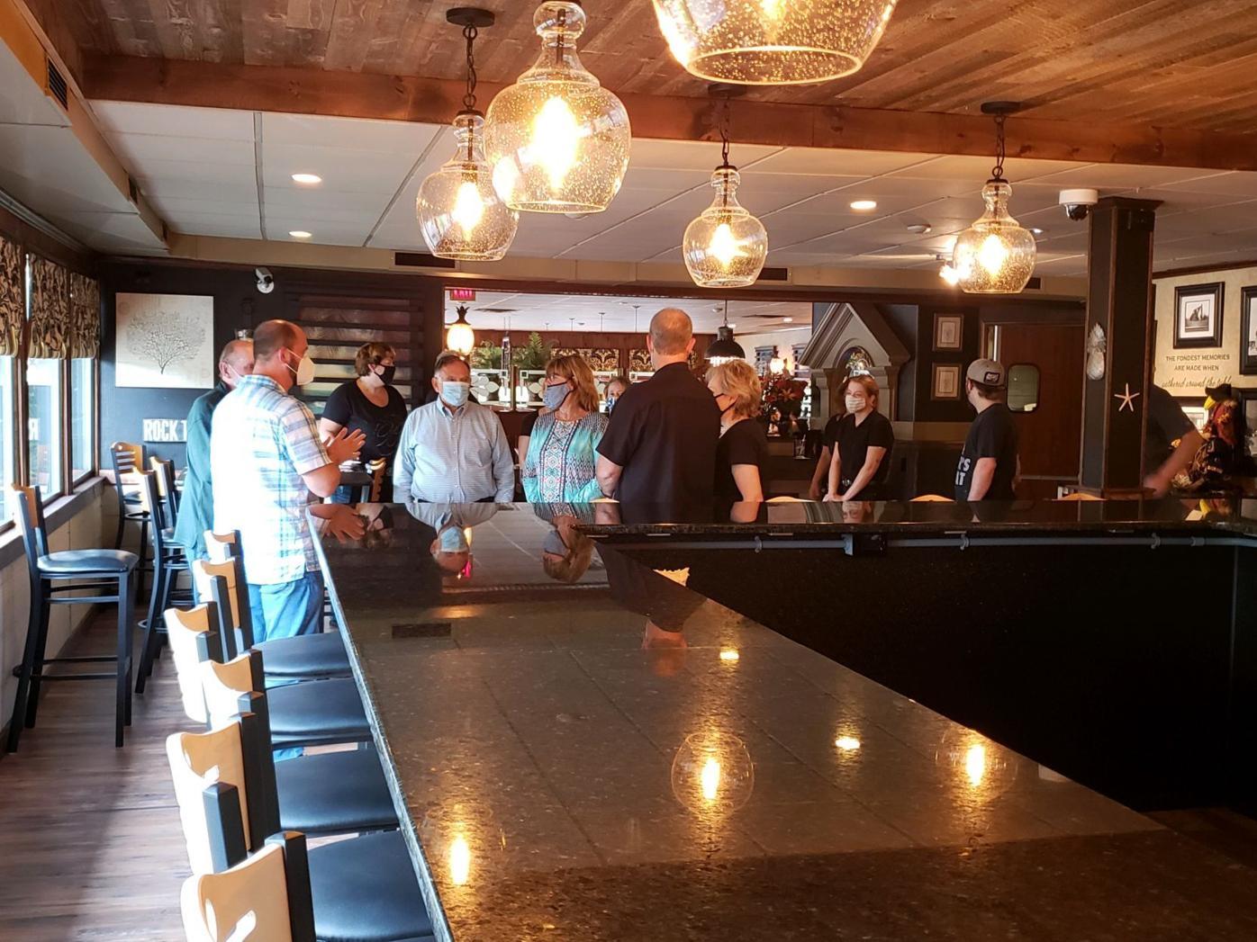 Baker's Restaurant re-open after August flood