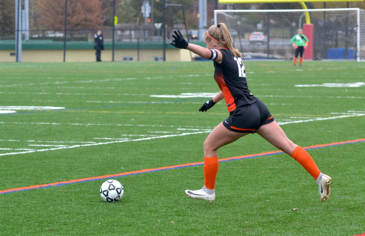 2A Girls' Soccer State Semifinals: Rising Sun vs. Middletown