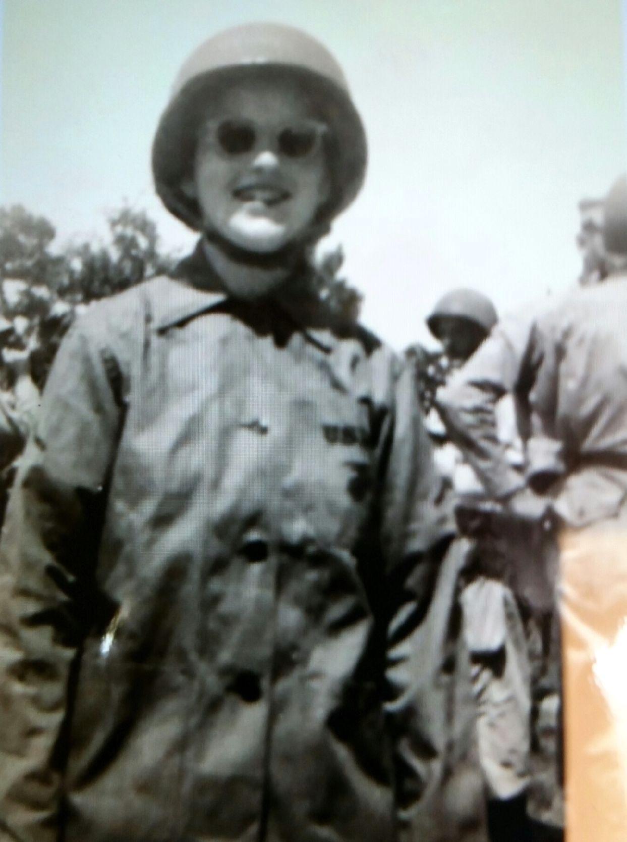 U.S. Marine veteran