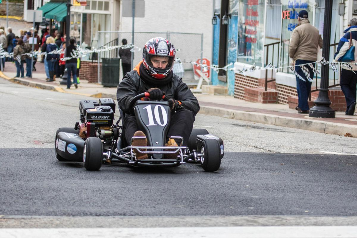 Go karts take over downtown Elkton during first Mini Grand Prix Spotlight