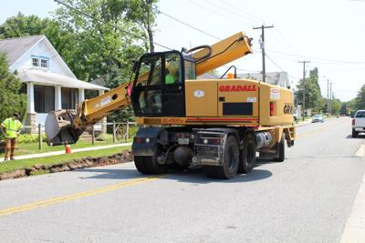 Biddle street removal