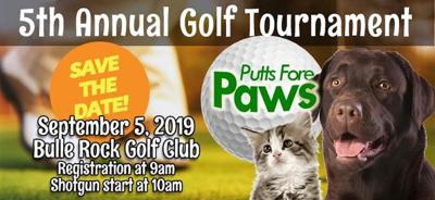 Putts Fore Paws