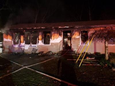 Family pets perish in Chesapeake City fire