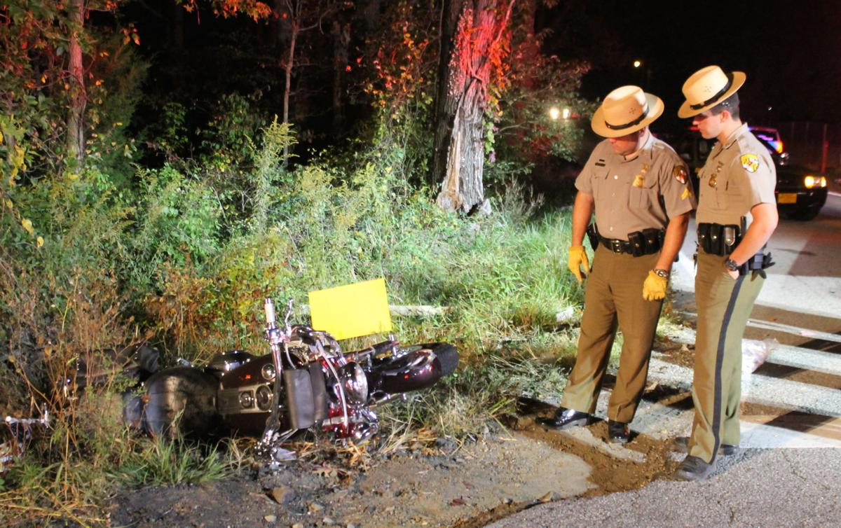 Elkton motorcyclist killed in two-vehicle crash | Police and Fire