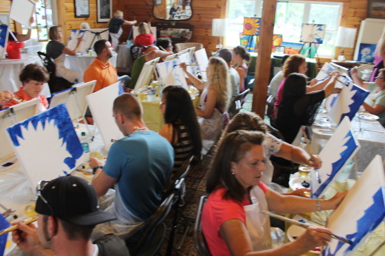 Dove Valley offers wine, art, music and food