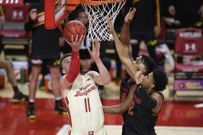 Wisconsin Maryland Basketball