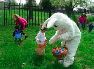 Tickets on sale now for Milburn's Easter Egg hunts