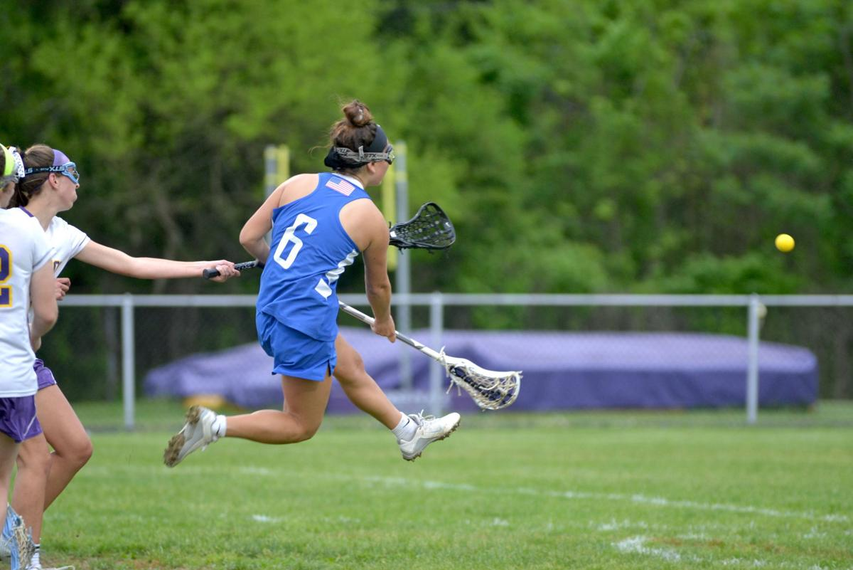 2A East Region Section I Girls' Lacrosse: Elkton vs. North East