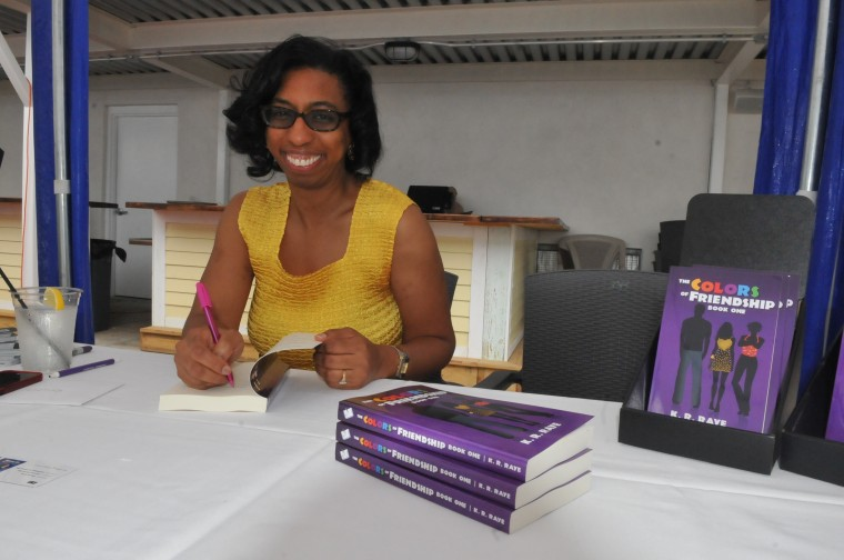 Elkton Author Celebrates First Book That Was Nearly A Decade In The