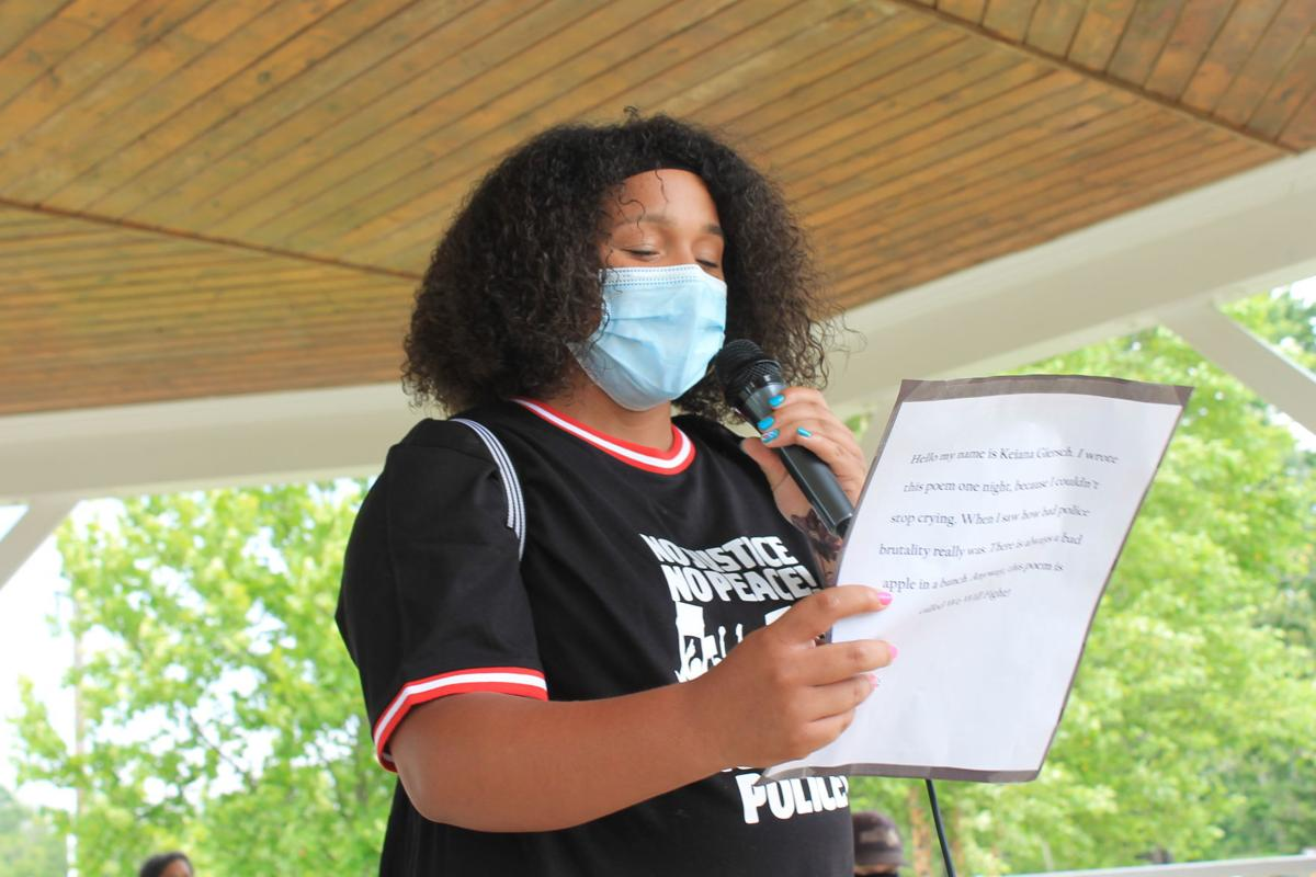 Cecil Solidarity stays in public eye