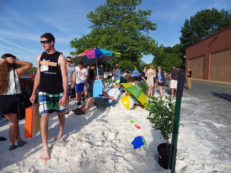 RSHS Senior Beach Party