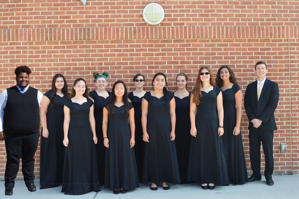 EHS Chamber choir