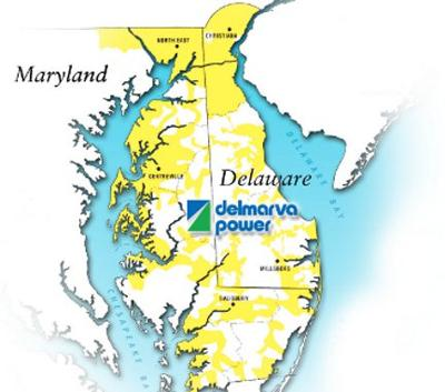 Delmarva gets high satisfaction rating among business