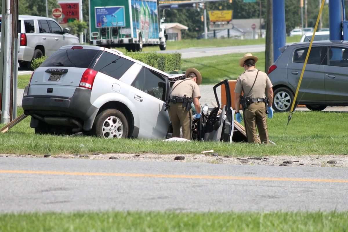 One killed in two-vehicle crash near Elkton   Police and Fire News ...