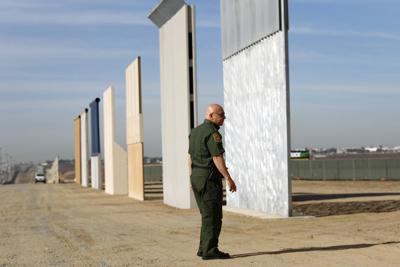 US NEWS BORDERWALL SD
