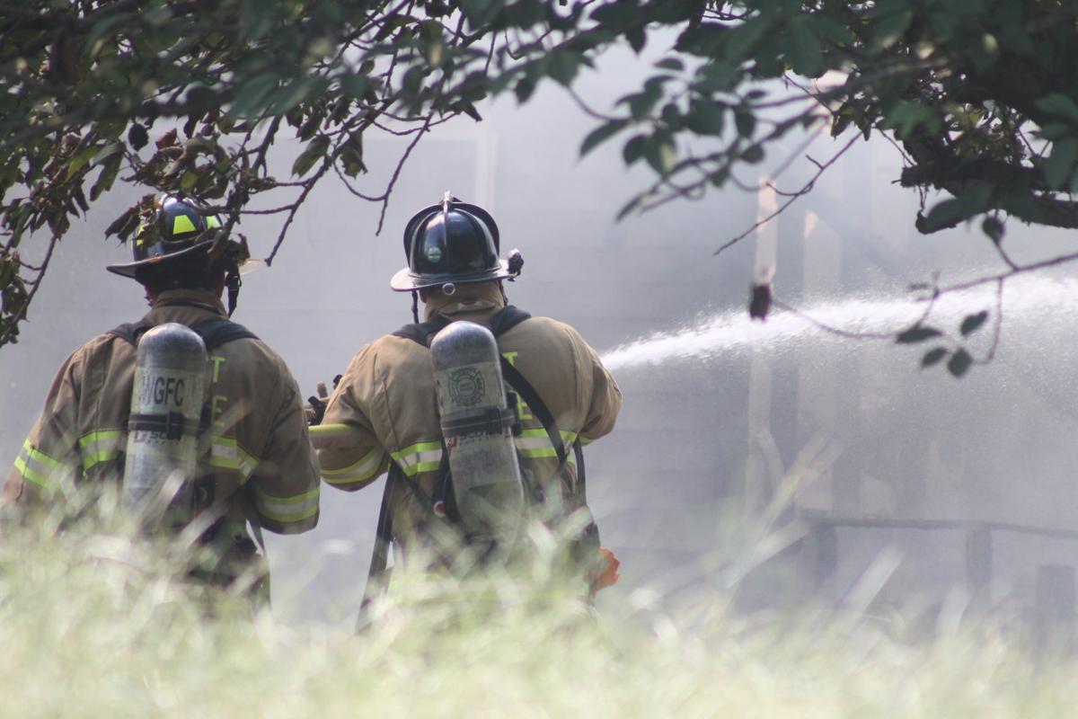 Fair Hill house fire