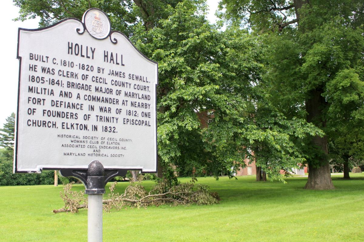 COVER Holly Hall