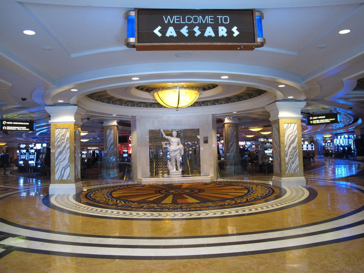 Eldorado Resorts Caesars Entertainment