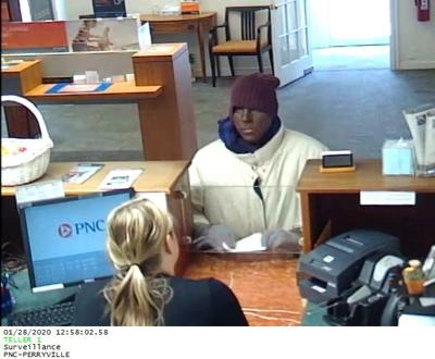 Perryville PNC Bank robbery
