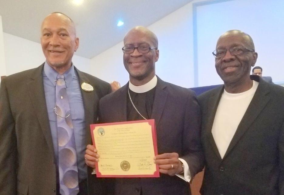 Bishop Harris Day