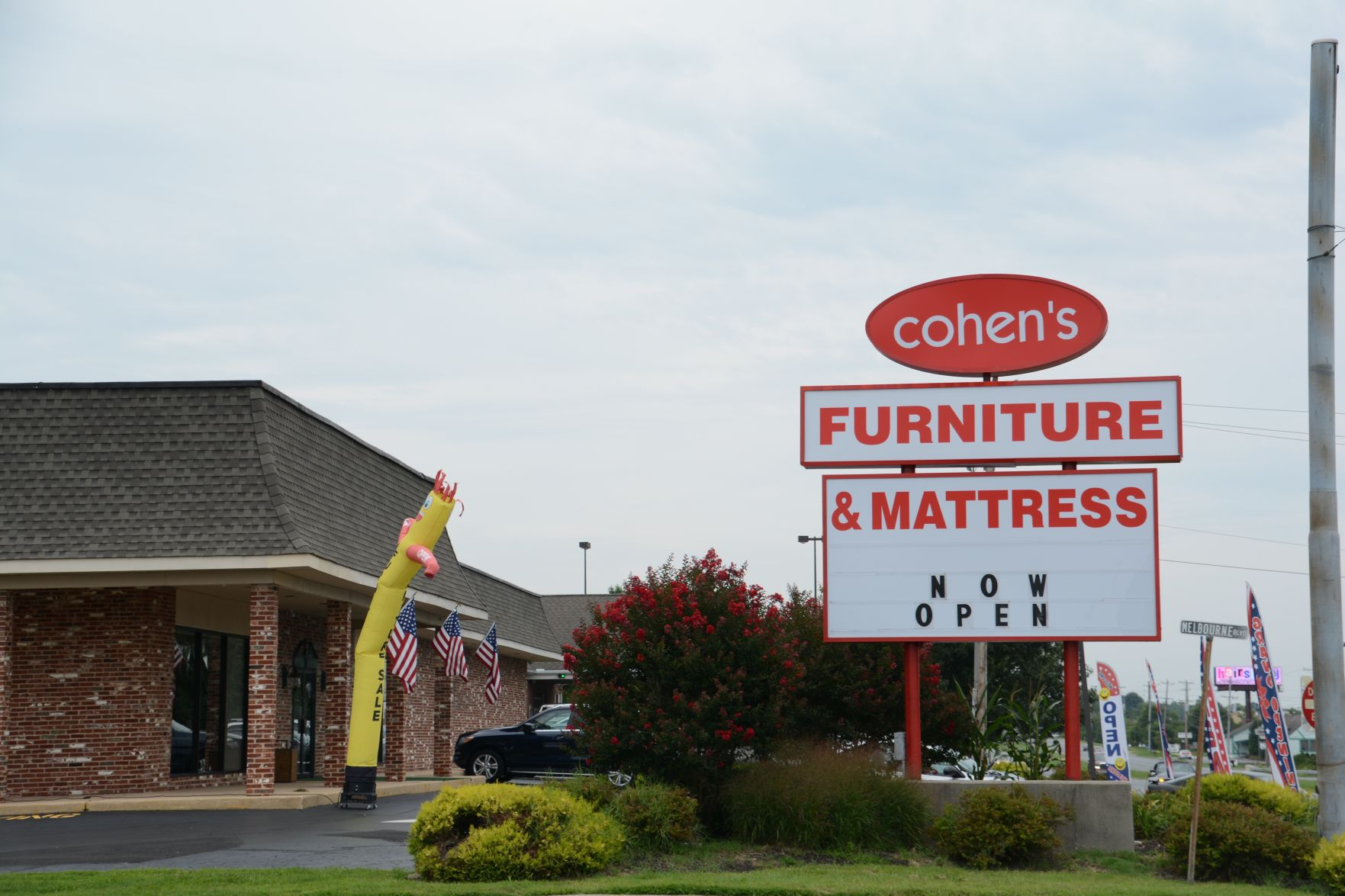 Cohenu0027s Furniture Has Opened In The Former Jodlbaueru0027s Location On U.S.  Route 40.