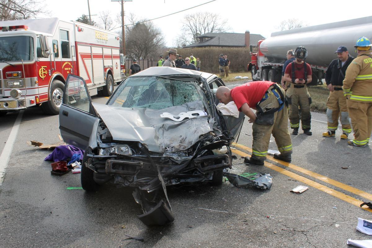 Conowingo Road crash