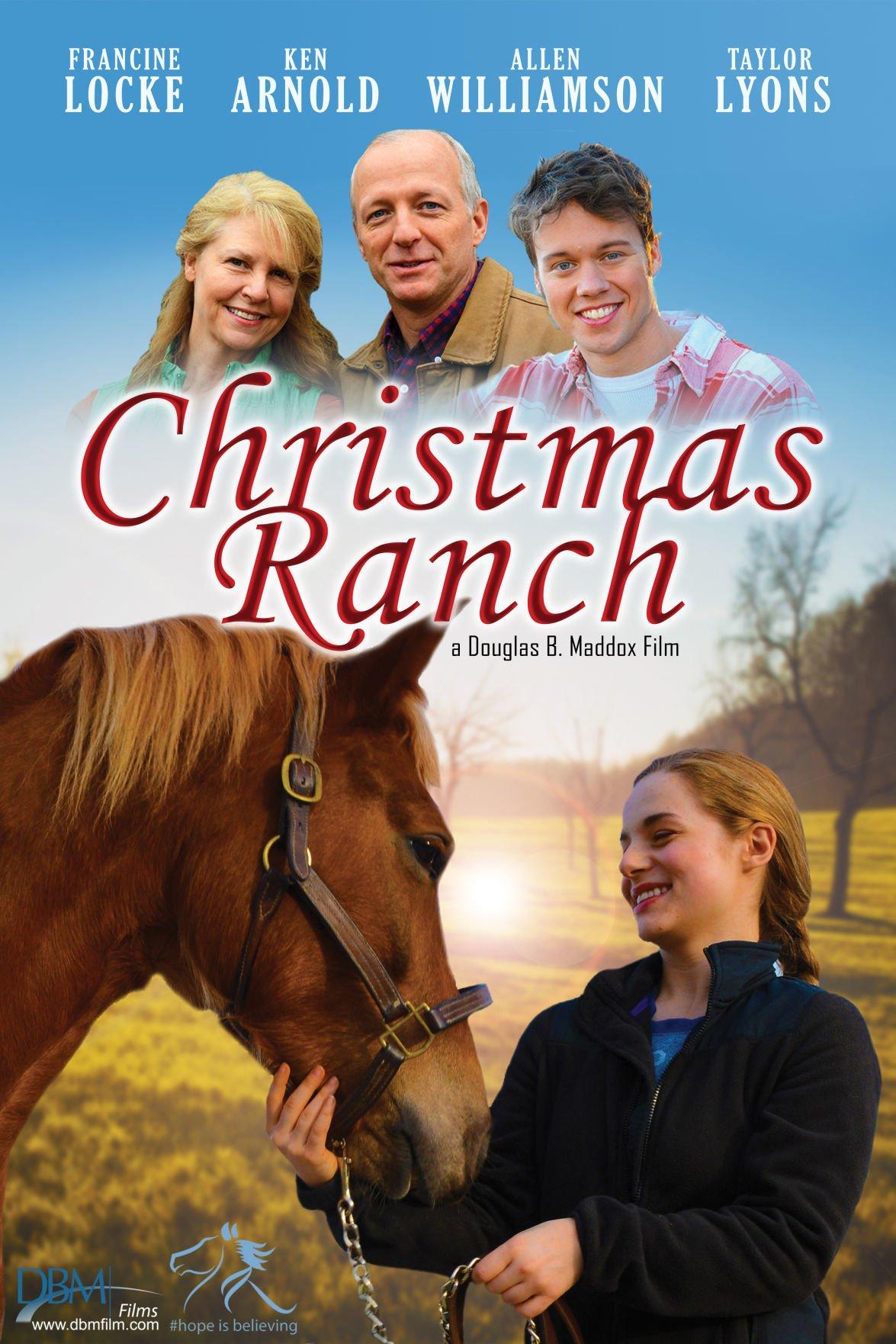 Christmas Ranch poster