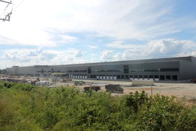 Lidl distribution center