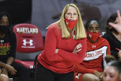 Maryland Frese Contract Basketball