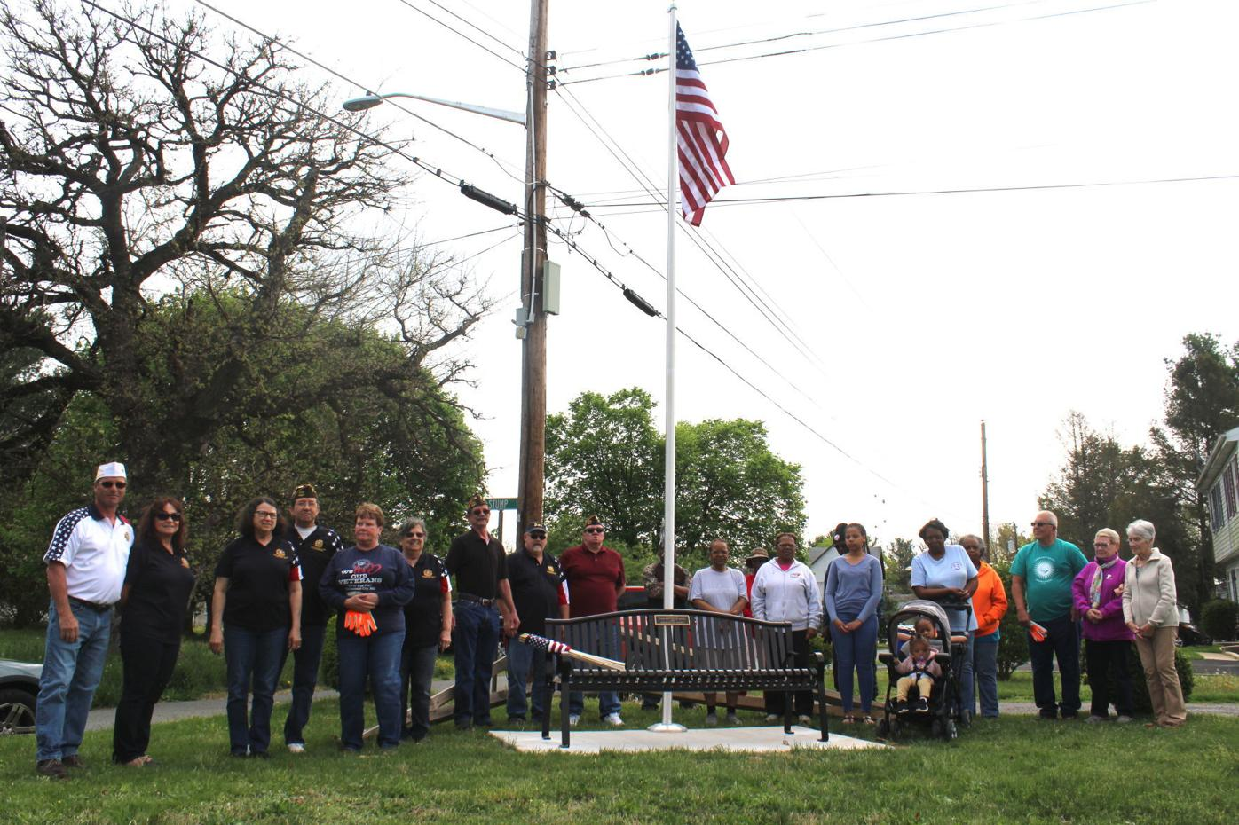 Cecilton cemetery cleanup