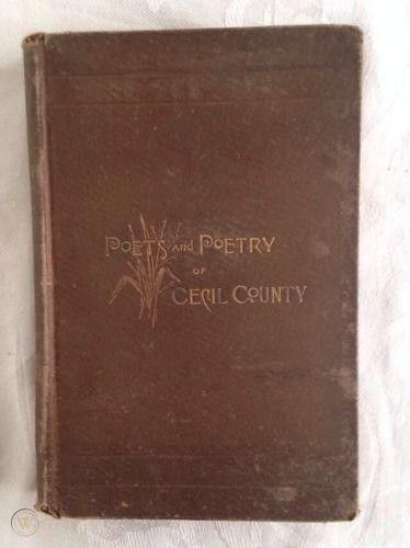 1887 Poets and Poetry