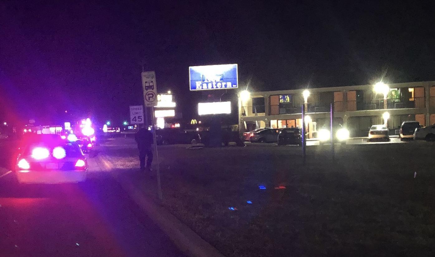 Elkton motel incident