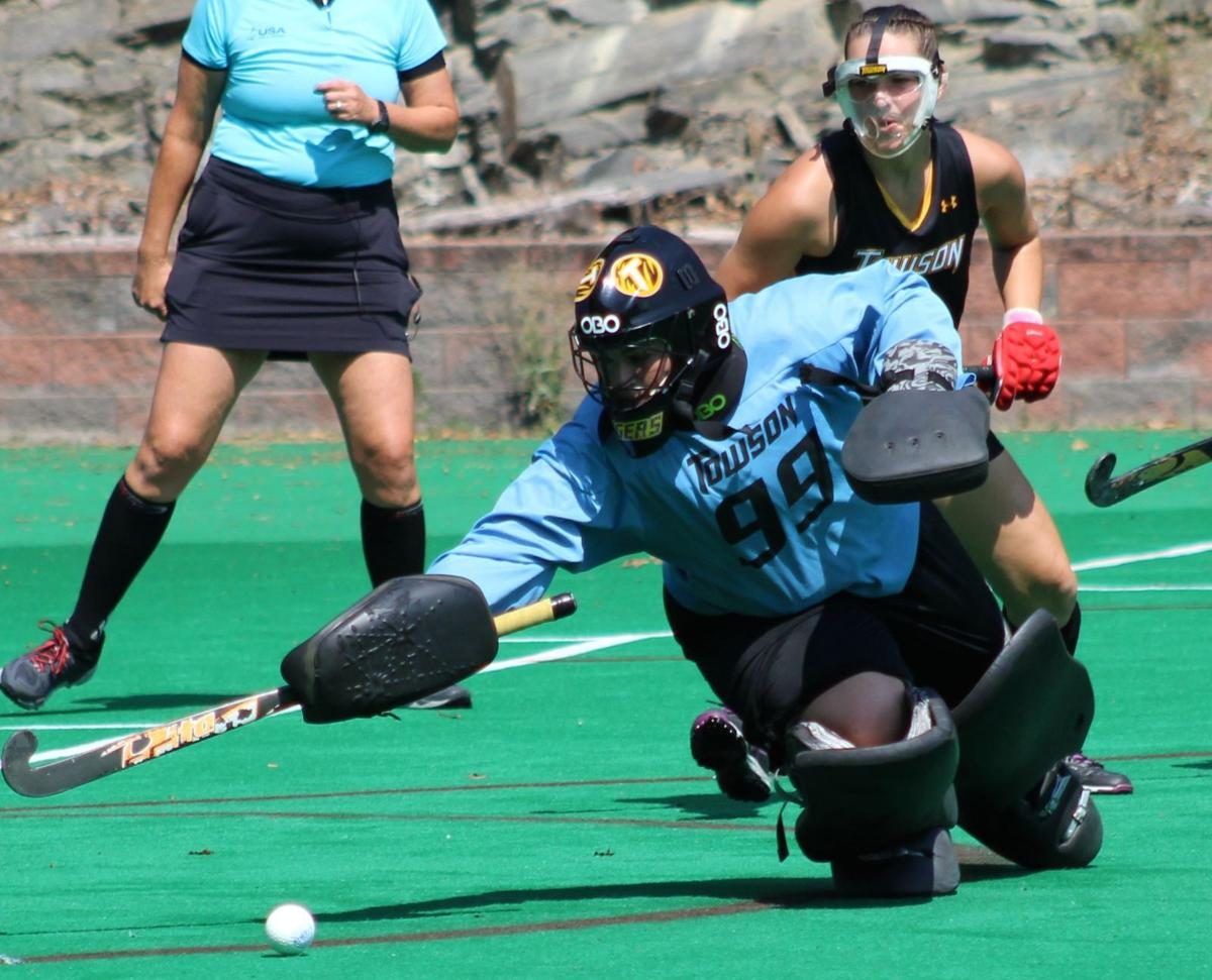 Former Bo Manor Field Hockey Goalie Woodall Earns National Attention