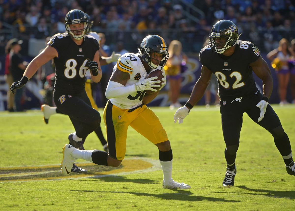 Ravens send prayers well wishes to injured Steelers LB Ryan