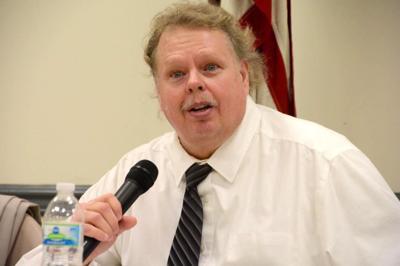 Charlestown board president resigns