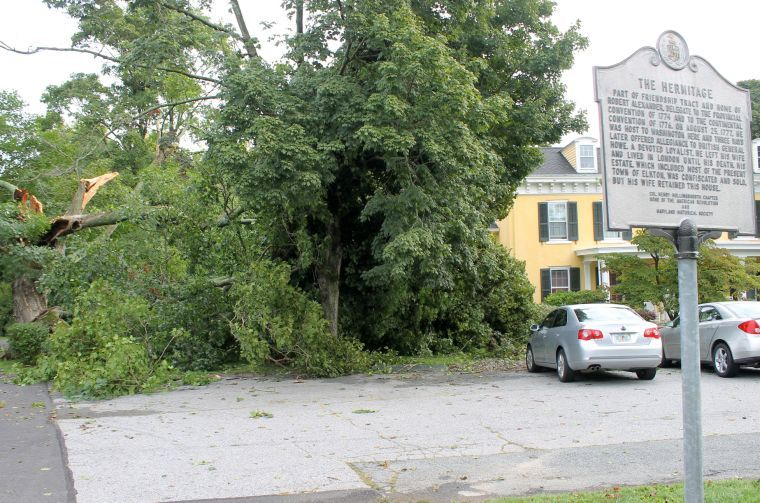 Neighbors Rally After Severe Storm Damages Homes In Elkton