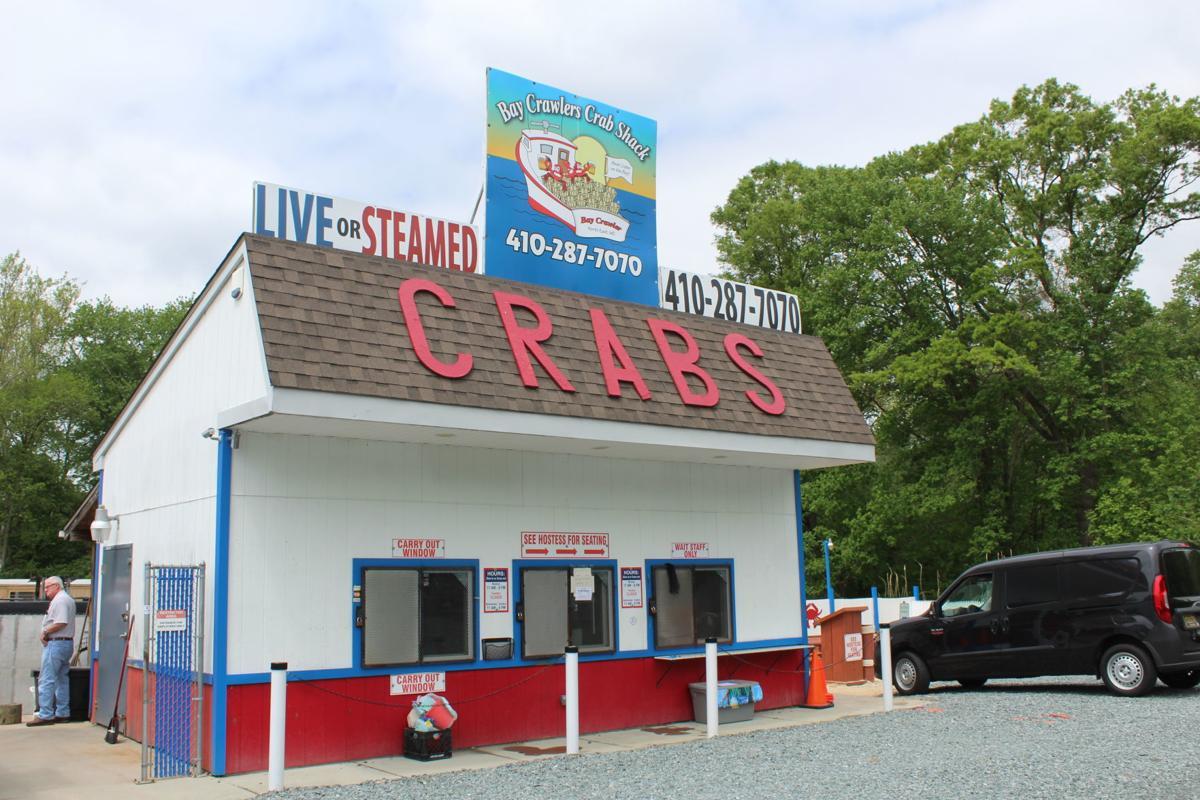 Bay Crawlers Crab Shack
