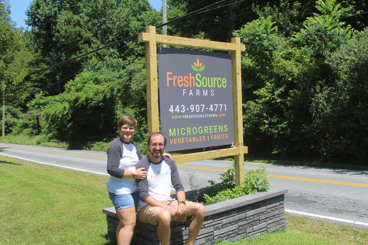 FreshSource Farms joining the farmer's market venues