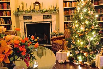 Christmas at Ladew