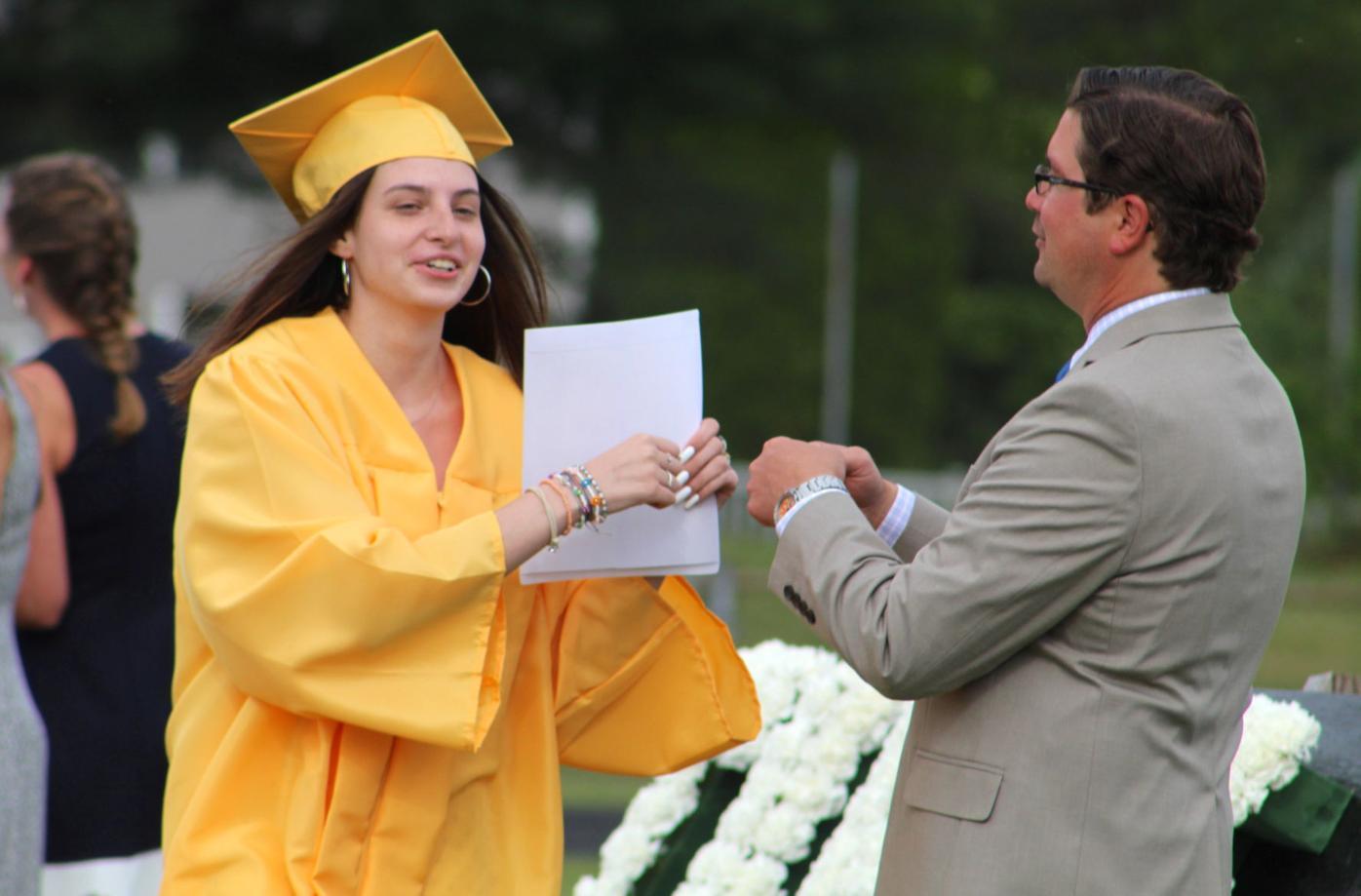 School of Technology graduation