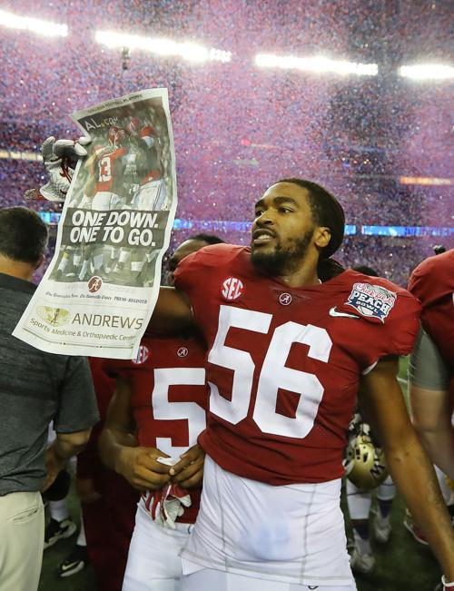 official photos 14be7 d96fb Ravens take chance on talented Alabama pass rusher Tim ...
